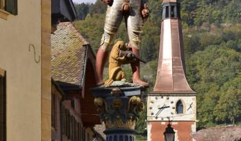 La Neuveville Fontaine du Banneret