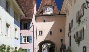 St-Ursanne Porte St-Pierre